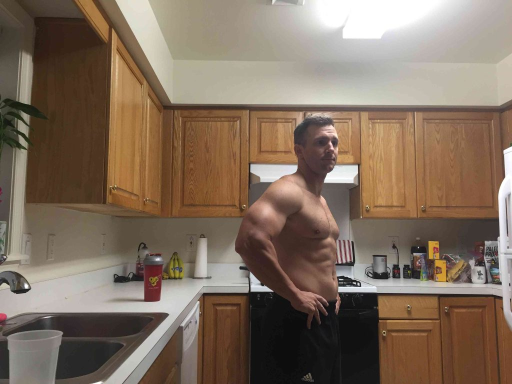 powerlifting muscle